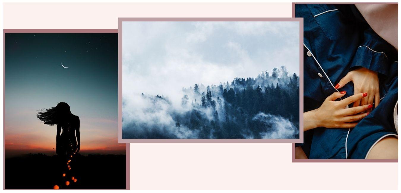 Winter, Neumond und Rückzug: die Zeit Deiner Periode